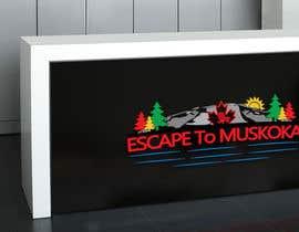 Nro 24 kilpailuun Design a Logo - Escape To Muskoka - Vacation Rental, Property Rental, Design Etc käyttäjältä sellakh32