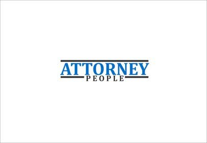 #35 for Design a Logo for AttorneyPeople.com af eltorozzz