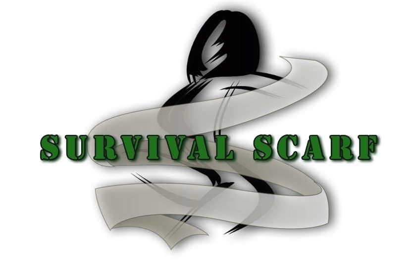 Bài tham dự cuộc thi #6 cho Design a Logo for survival scarf