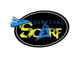 #18 for Design a Logo for survival scarf by taatm91
