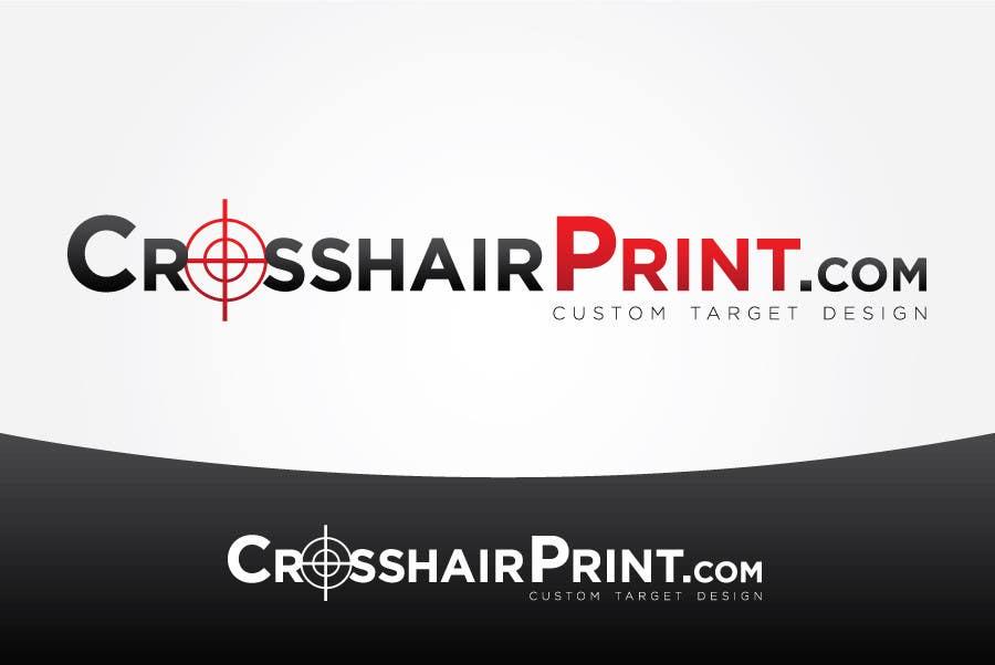 Конкурсная заявка №44 для Logo Design for CrosshairPrint.com