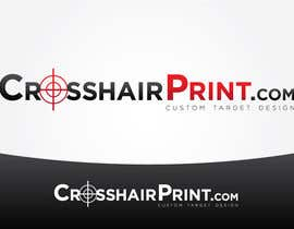 #44 for Logo Design for CrosshairPrint.com af jennfeaster