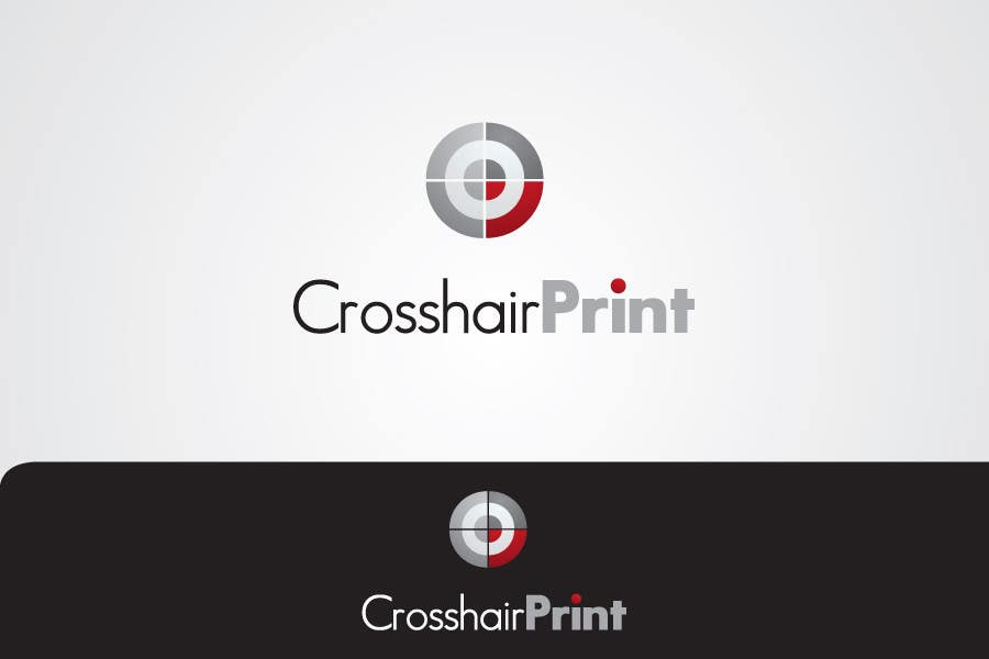 Конкурсная заявка №26 для Logo Design for CrosshairPrint.com