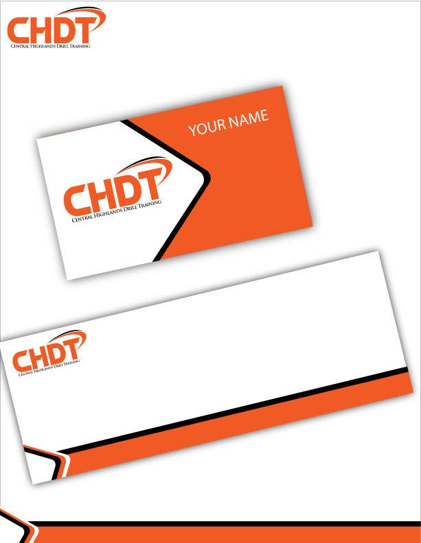 Proposition n°112 du concours Stationery and logo Design for a drilling training company