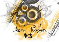 Graphic Design Contest Entry #122 for Logo Design for DJ PUSHKIN