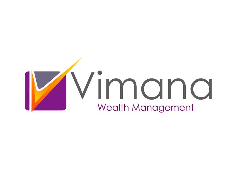 Penyertaan Peraduan #22 untuk Design a Website Mockup and Logo for Vimana Wealth Management