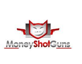#36 untuk MoneyShotGuns Logo oleh wilfridosuero