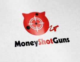 #31 for MoneyShotGuns Logo af QUANGTRUNGDESIGN