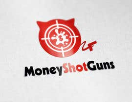 #37 for MoneyShotGuns Logo af QUANGTRUNGDESIGN