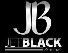 #89 untuk Design a Logo for JetBlack eShishas oleh adityajoshi37