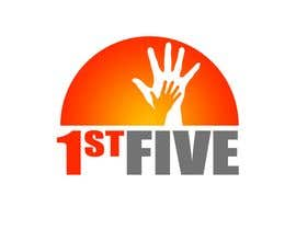 #458 for Logo Design for 1stFive by poknik