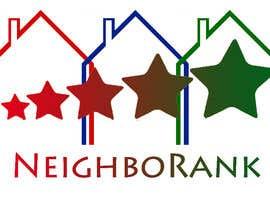 Nro 19 kilpailuun Design a Logo for a Neighborhood Rating Website käyttäjältä abhinaybilla88