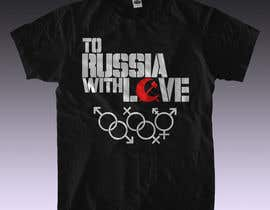 nº 5 pour Design a T-Shirt for Gay Participation in the Olympic Games par rmissin