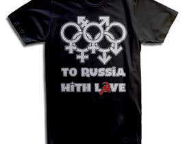 nº 12 pour Design a T-Shirt for Gay Participation in the Olympic Games par BLEEDINGHEART