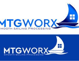 #224 for **** Create and AMAZING logo for our mortgage loan processing company MTGWorx  :-) by llewlyngrant