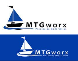 #230 for **** Create and AMAZING logo for our mortgage loan processing company MTGWorx  :-) by llewlyngrant