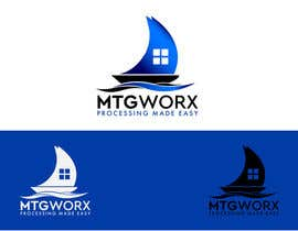 #274 for **** Create and AMAZING logo for our mortgage loan processing company MTGWorx  :-) by llewlyngrant