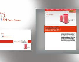 #10 for Design a Logo for BH Candle Company by nemodmx