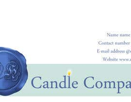 #15 for Design a Logo for BH Candle Company by squalljade
