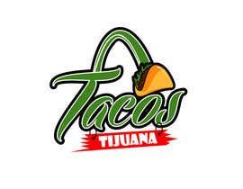 Nro 13 kilpailuun Design logo for tacos restaurant käyttäjältä jaywdesign