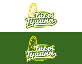 Nro 7 kilpailuun Design logo for tacos restaurant käyttäjältä AmirMas00d