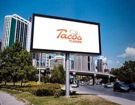 Nro 31 kilpailuun Design logo for tacos restaurant käyttäjältä hasnarachid2010