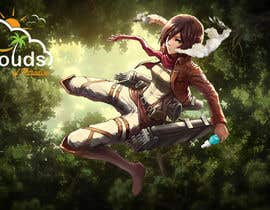 khalil02222 tarafından Illustrate Anime Characters Doing Specific Things için no 13