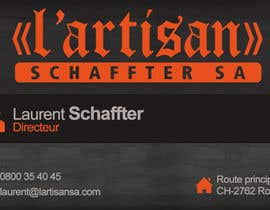 #4 for Design some Business Cards for my company, color Orange/Black af kinkopo