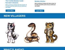 designsvilla tarafından Design an email template for Game Newsletter için no 5