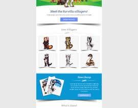 princevenkat tarafından Design an email template for Game Newsletter için no 24