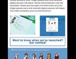 APDB tarafından Design an email template for Game Newsletter için no 10