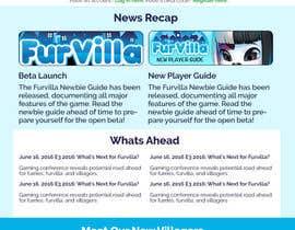 pbgrafix tarafından Design an email template for Game Newsletter için no 40