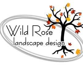 #9 para WildRose Landscaping Logo Design Contest por sinclairdo