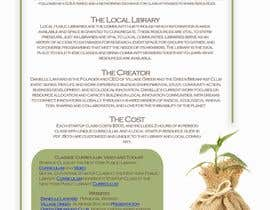 #22 cho Design a Proposal brochure for a new class to be offered bởi tosha5252