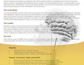 #50 cho Design a Proposal brochure for a new class to be offered bởi Ankur0312