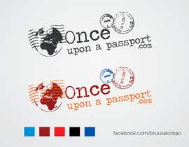 #9 for Design a Logo for my Travel/Adventure writing site by bruusalomao