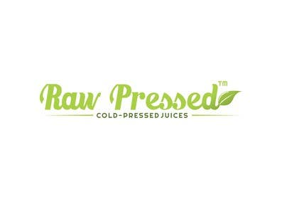 #14 para Design a Logo for Raw Pressed por eltorozzz