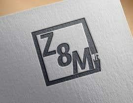 """Nro 101 kilpailuun Logo design z8m.it """"zoom it"""" käyttäjältä MartinM7"""