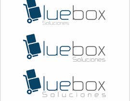 #561 for Design a Logo for Soluciones Blue Box by abhig84