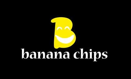 hrsa2017 tarafından Happy Logo for Banana based snacks için no 12