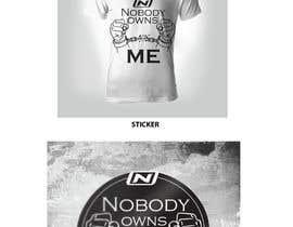 Nro 48 kilpailuun Design a T-Shirt käyttäjältä lauraburdea