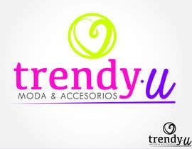 #101 for Trendy U - Diseño de Logo by marialita24