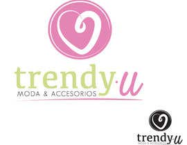 #102 for Trendy U - Diseño de Logo by marialita24