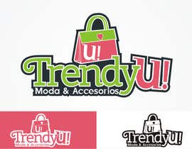 #68 for Trendy U - Diseño de Logo af FosterGraphics