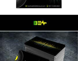#11 cho Logo and business card for DJ bởi benson08