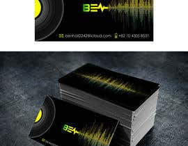 nº 12 pour Logo and business card for DJ par benson08