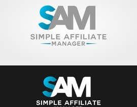 EstrategiaDesign tarafından Design a logo for SimpleAffiliateManager.com için no 9