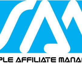 akshayvalecha tarafından Design a logo for SimpleAffiliateManager.com için no 12