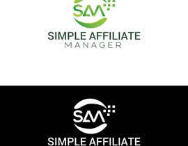 humaunkabirgub tarafından Design a logo for SimpleAffiliateManager.com için no 26