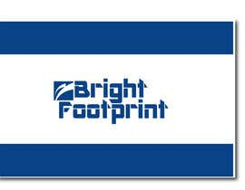 Nro 5 kilpailuun Design a Logo and website for Bright Footprint LED lighting company käyttäjältä won7